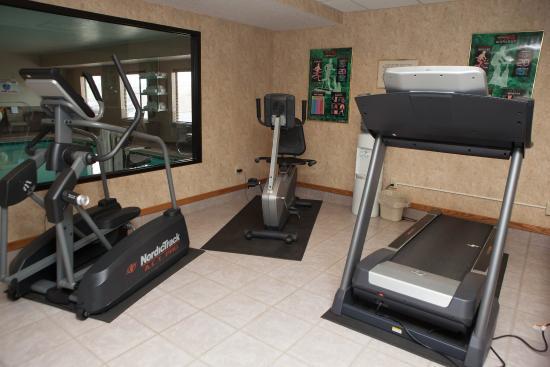 เฮา, อินเดียน่า: Fitness Center