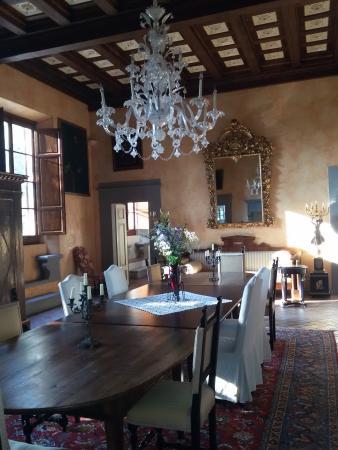 Vicchio, Włochy: salone
