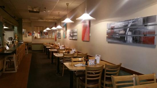 Daimonji Japanese Restaurant Seattle Georgetown Menu