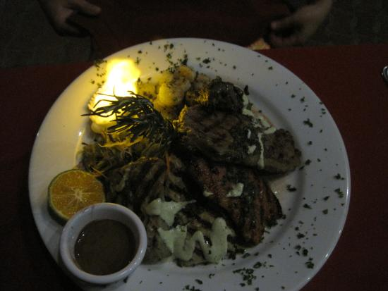 Playa Grande, Costa Rica: surf and turf