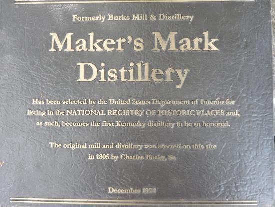 Loretto, KY: Maker's Mark
