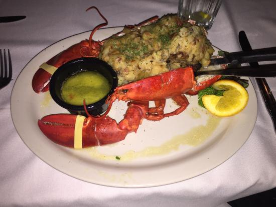 ... broiled haddock - Picture of Viking Lobster Co, Buffalo - TripAdvisor