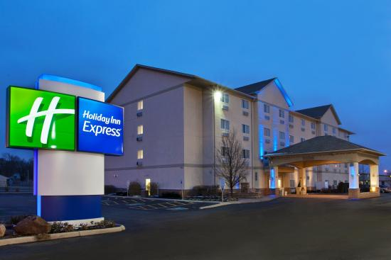 Holiday Inn Express & Suites Ex I-71/ Oh. State Fair/Expo Center: After a long day on the road relax with us!