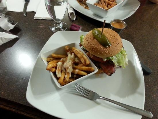 Three Hills, Canada: Best. Fries. Ever.