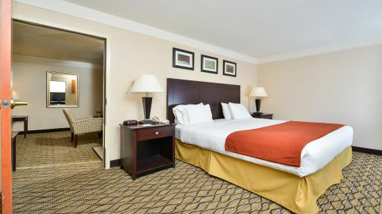 Holiday Inn Express Great Barrington: King Master Suite