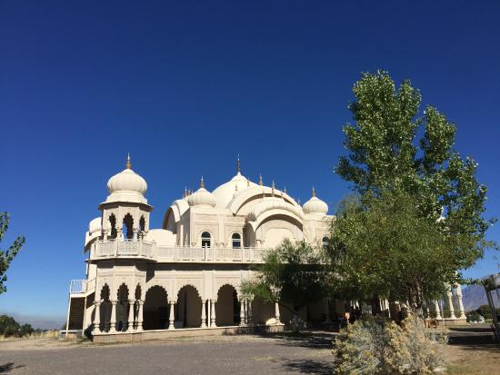 Spanish Fork, UT: Exterior of Temple (from earlier visit, Fall 2015)