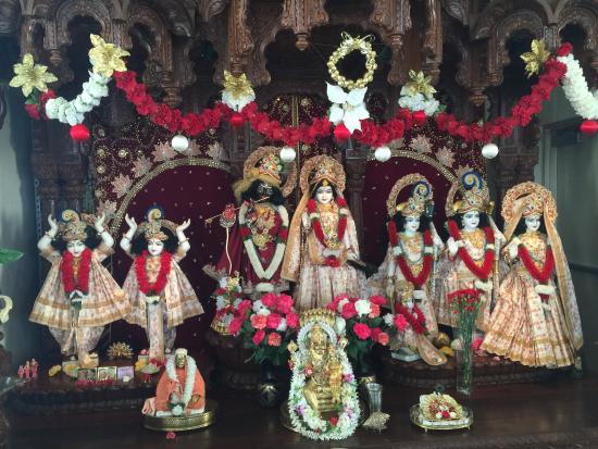 Spanish Fork, UT: Deities in Temple