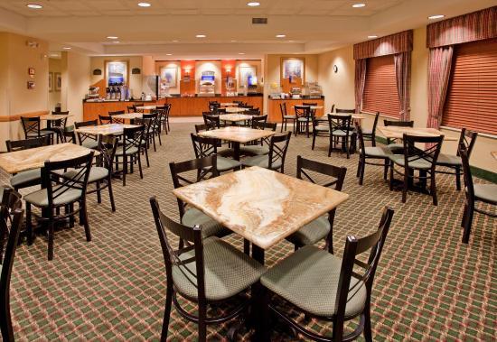 Fremont, Небраска: Breakfast Area