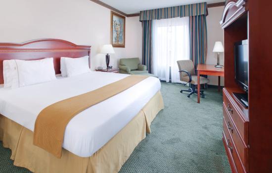 Cleveland, Mississippi: Guest Room