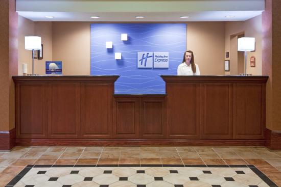 Gas City, IN: Front Desk