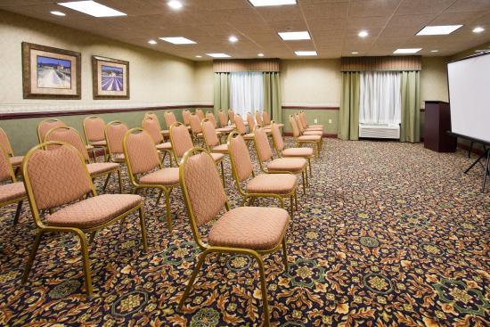 Gas City, IN: James Dean Meeting Room