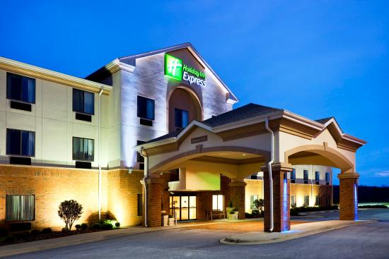 Forest City, NC: Hotel Exterior