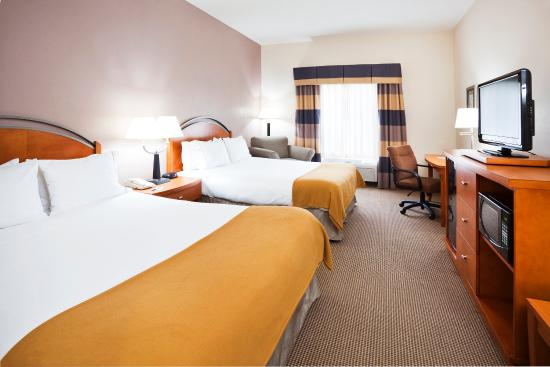 Forest City, NC: Rooms to cater to the whole family