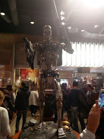 Universal Orlando Resort: Terminator 2 3d the ride