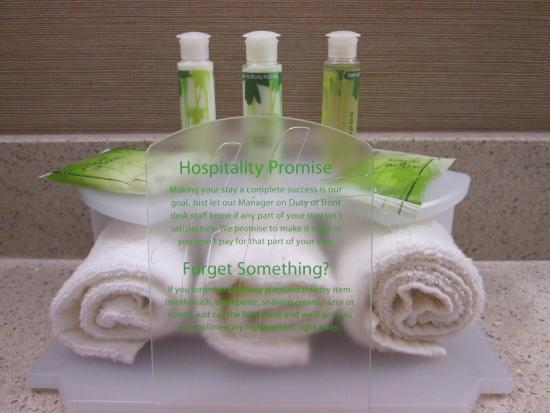 Cloverdale, IN: Bathroom Amenities