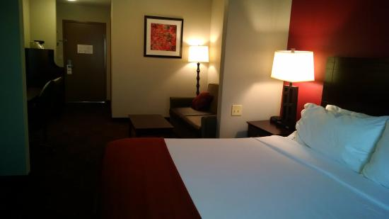 Cloverdale, IN: Deluxe Room