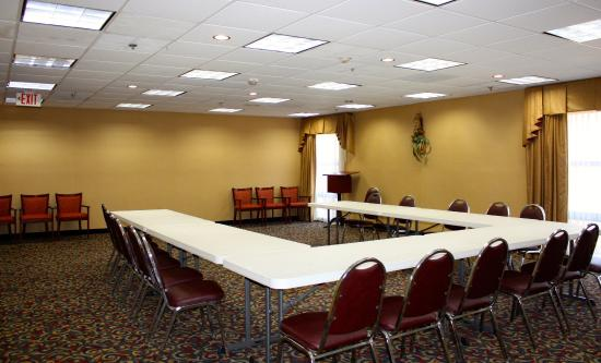‪‪Hillsborough‬, ‪North Carolina‬: MEETING ROOM‬