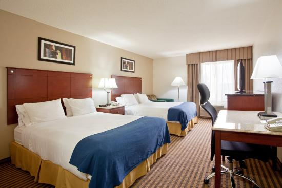 Three Rivers, ميتشجان: Double Bed Guest Room