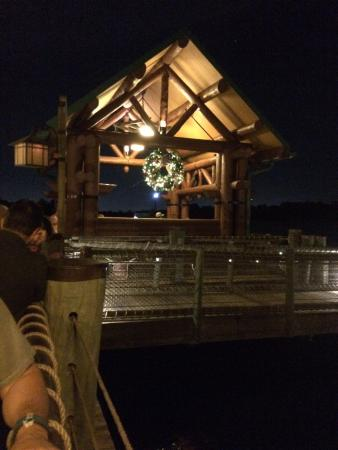 Villas at Disney's Wilderness Lodge: Stayed here several times awesome never disappoints & will stay again