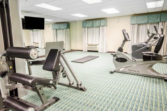 Comfort Inn Sheperdsville - Louisville South: KYFITNESS
