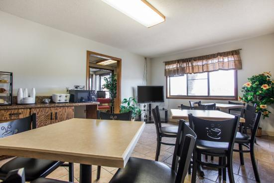 Merrill, Ουισκόνσιν: Breakfast Area