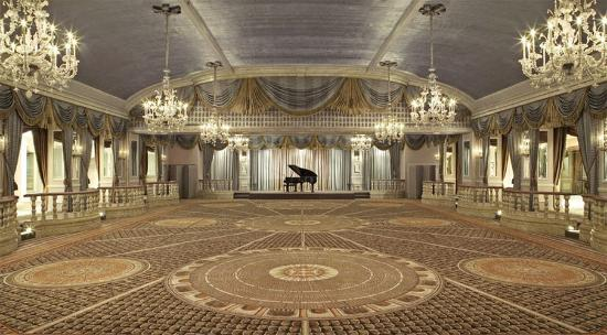 Grand Ballroom Picture Of The Pierre A Taj Hotel New