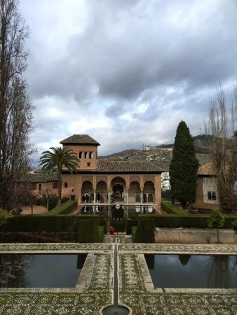 Nasrid Palaces - Picture of Museum of Alhambra, Granada ...