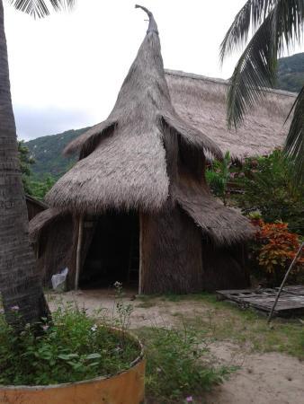 Ninh Phuoc, Vietnam: домики-номера