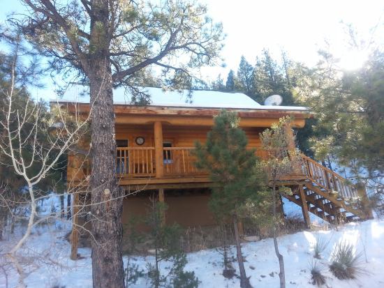Nathrop, CO: cabin