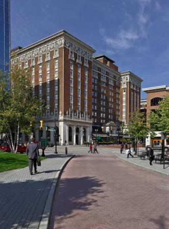 Photo of Amway Grand Plaza Hotel Grand Rapids