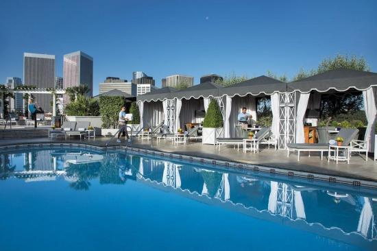 The Peninsula Beverly Hills: Swimming Pool