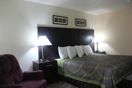 Tappahannock, VA: King Size Room