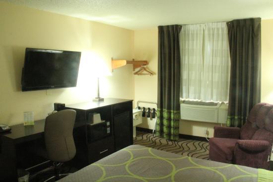 Tappahannock, VA: Room View