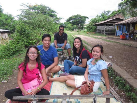 Angkor Best Driver: battambang taxi driver