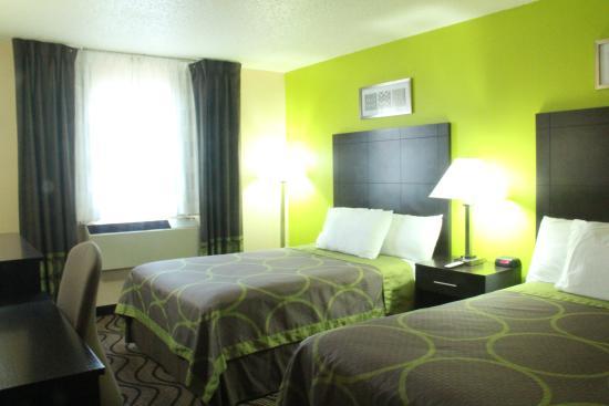 Tappahannock, VA: Double Bed Room
