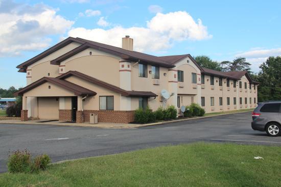 Tappahannock, فيرجينيا: Exterior