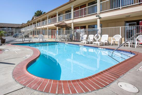 Quality Inn & Suites Woodland - Sacramento Airport: Pool