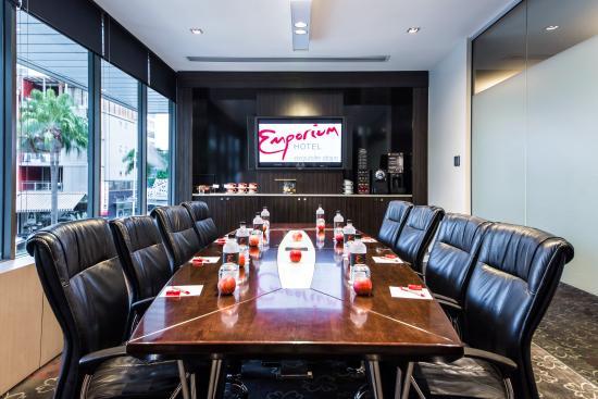 Emporium Hotel: Boardroom