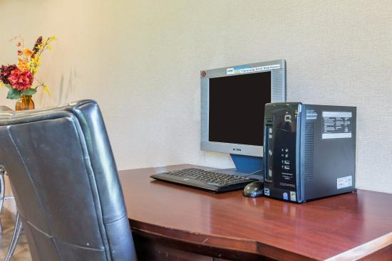 Quality Inn San Bernardino: Business center