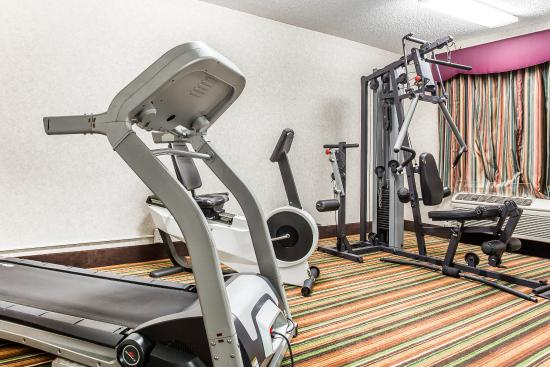 Quality Inn Marietta: Fitness Center