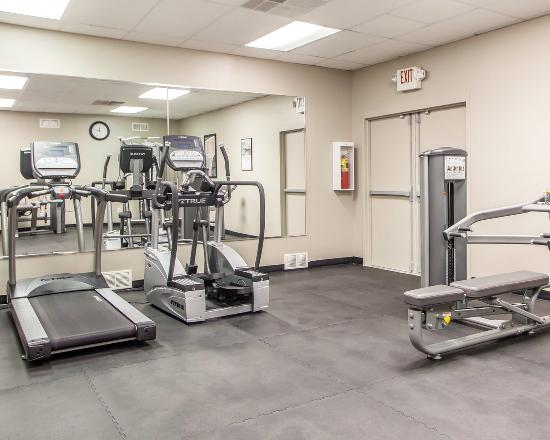 Quality Inn McGuire AFB: fitness