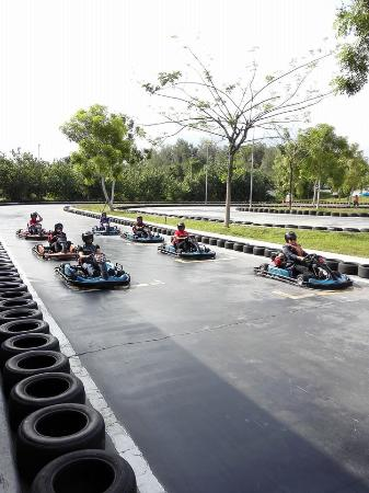 Extreme Park at AVANI Sepang Goldcoast Resort