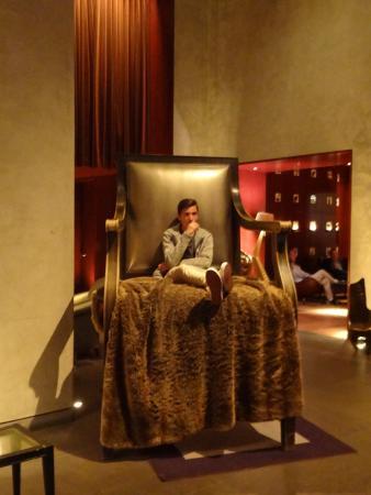 Clift Hotel San Francisco : Lobby