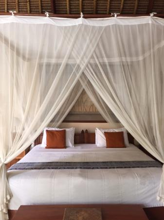 Nefatari Exclusive Villas: Comfortable Bed