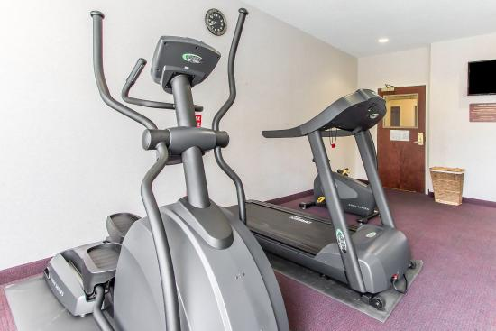 Sleep Inn and Suites Dothan: Fitness