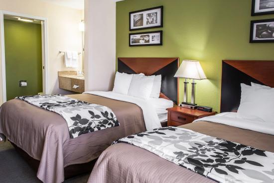 Sleep Inn, Wytheville: Guest room