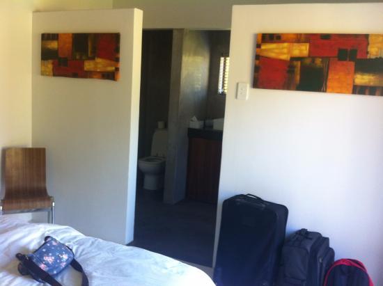 Gordon's Bay, Sydafrika: Bedroom to Bathroom