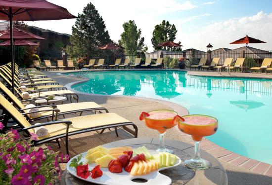 Cheyenne Mountain Resort: Pool