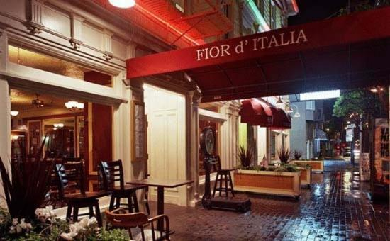 San Remo Hotel: Fior D Italia Italian Restaurant