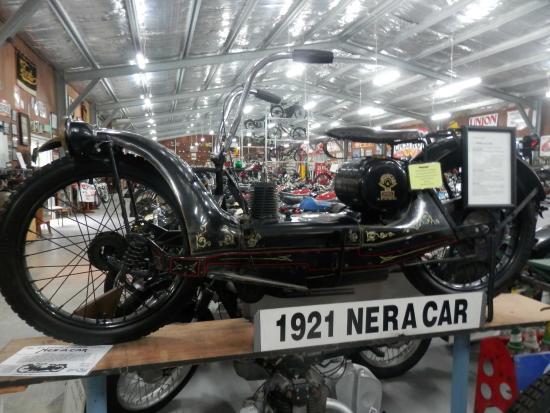 Nabiac, Australia: Rare 1921 Neracar